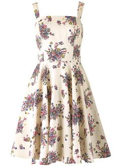 Found my dress for my brother's wedding. Inspired by Midsummer and also fair trade - by People Tree