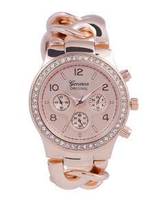 The Make Me Blush Watch by JewelMint.com, $39.99