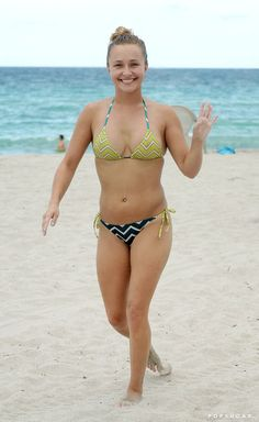 Pin for Later: Announcing the 2014 Bikini Bracket Winners! Hayden Panettiere