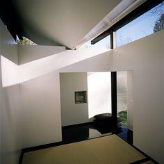 Designed by architect Jeffery Poss