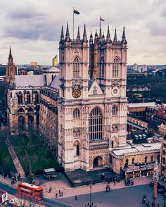 Westminster Abbey is on every tourist's list but there are extra fees to visit certain tombs. Held services are still free and the choir is sublime.