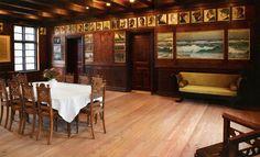 Brondums Hotel dining room