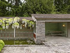 """It's 1937. John Yeon, a 27-year-old architect, designs the Aubrey Watzek House and crafts it from the abundant native Douglas and Noble fir trees – quietly giving birth to the Northwest's first modern masterpiece. Soon after he followed with the 1938 Jennings sutor house, in rough-hewn spruce. """"Together,"""" says historian and"""