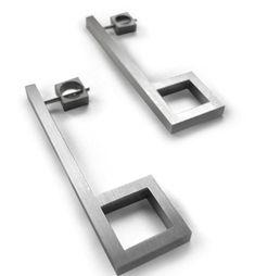 Iker Ortíz   sqd earrings
