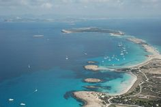 Illetes Formentera