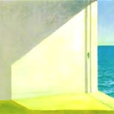 'Rooms by The Sea', by Edward Hopper (1882~1967)