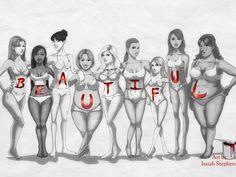 Všetky ženy sú krásne:-)
