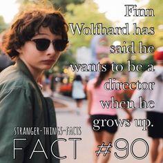 Finn Wolfhard, stranger Things Facts