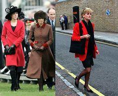 Kate Middleton, future Princesse Kate, s'inscrit désormais dans la lignée de Lady Di