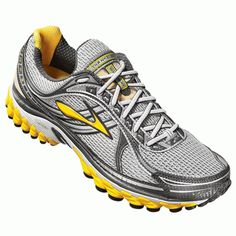 Brooks Trance 11 via runnersworld.com: Runner's World Editor's Choice, made in three verisons with varying amounts of foam in the midsole for women and men. 'It feels like I'm running on clouds.' #Running_Shoes #Brooks_Trance_11 #runnersworld