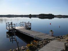 Kevätaamu parhaimmillaan #Punkaharju #Puruvesi #Suomi #talo #myytävänä…