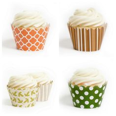 Salted Caramel Frosting Recipe + Autumn Apple Cider Cupcakes! « Couture Cupcakes by Dress My Cupcake™