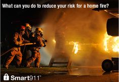 A home fire was reported every 85 seconds during 2010. Review these 3 safety tips to keep your family safe. #familysafety #homesafety
