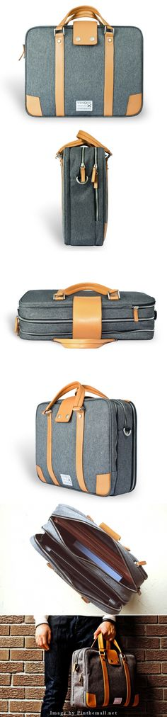 """I know I'd love unwrapping this - Hamptons Grey Luggage-styled bag by Venque 