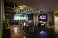 Amazing Office Reception part of 55 Inspirational Office Receptions, Lobbies, and Entryways