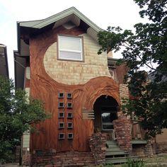 Keebler elf house in Denver :)
