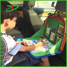 Source new product kids car backseat organizer, practical kids car organizer with tray on m.alibaba.com
