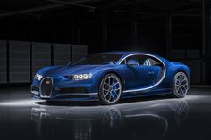Bugatti Chiron Already Half-Way To Completely Selling Out