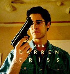 Darren Criss in ACS: The Assassination of Versace January 2018