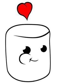 Awww Cartoon Girl Drawing, Cartoon Drawings, My Drawings, Cute Easy Drawings, Cute Kawaii Drawings, Galaxy Phone Wallpaper, Cute Drawlings, Spring Drawing, Doodle Wall