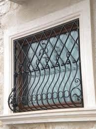 Resultado de imagen para iron wood windows protection