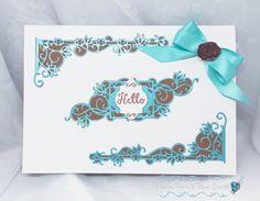 Blog Tonic: Decorative Mini Die Sets - Claire
