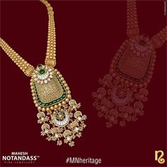 Indian Wedding Jewelry, Indian Jewelry, Bridal Jewelry, Antique Necklace, Antique Jewelry, Amrapali Jewellery, Gold Necklace Simple, Emerald Jewelry, Jewelry Collection