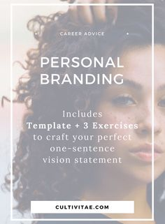 Do you have questions about your own personal brand? Personal branding can be tricky, but here are three exercises and a template to help you create and build your own personal brand. #personalbrand #branding #business #career #careeradvice