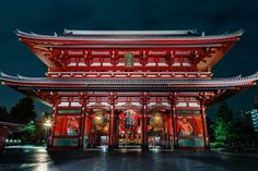 浅草寺 Sensō-ji Temple by peter stewart on 500px