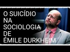 O Suicídio na sociologia de Émile Durkheim ● Clóvis de Barros Filho