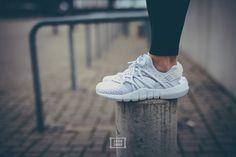 "Huarache NM ""All White"" – Walking on Clouds | Sneaker-Zimmer.de"