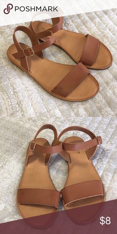 e6416f38a01d0 30 Best cognac sandals images