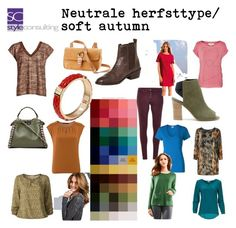 """Neutrale herfst/ soft autumn."" By Margriet Roorda-Faber."