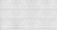 Knock on wood with this wallpaper picturing white wooden boards.