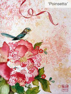 'Poinsetta' by Chris Chun.