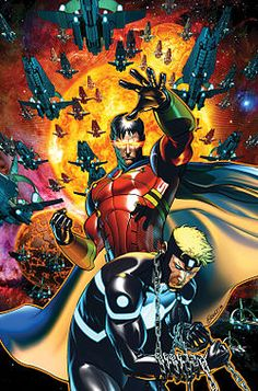 X-Men - Kingbreaker, Art by Brandon Peterson; Vulcan (Gabriel Summers) is a comic book supervillain who appears in Marvel Comics. He first appeared in X-Men: Deadly Genesis #1 (January 2006). He is the third Summers brother to be revealed, a younger brother of X-Men characters Cyclops and Havok.