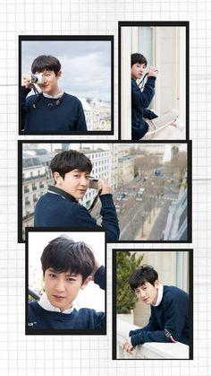 Chanyeol Cute, Park Chanyeol Exo, Kyungsoo, Exo Showtime, Exo News, Exo Group, Exo Lockscreen, Exo Fan, Exo Korean