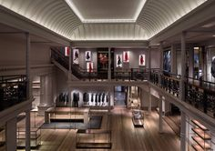 Inside Gieves & Hawkes renovated No.1 Savile Row flagship - Telegraph