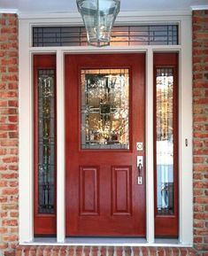 distressed red front door – Google Search