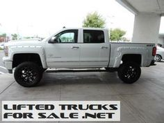 2014 Lifted Chevy Silverado 1500 Southern Comfort Black Widow