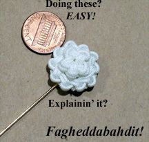 tie a star know for a lapel pin or cuff link . . .