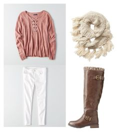 """""""Untitled #341"""" by eliz171 on Polyvore featuring American Eagle Outfitters, Charlotte Russe and Athleta"""
