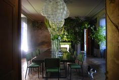 Claire Basler dining room remodelista. There´s more to explore...