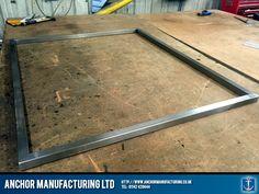 Sheffield-stainless-steel-storage-box-frame-detail