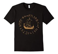 Men's Longship Nordic Rune Wheel Viking Heathen Norse Vikings Ragnar Floki T-Shirt Black... https://www.amazon.com/dp/B06VYDQYNT/ref=cm_sw_r_pi_dp_x_BP2QybJVJ0WBD