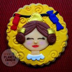 Folklore: Flamencas, falleras,etc | Planeta Cookie