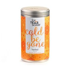 Cold Be Gone - Herbal Tea