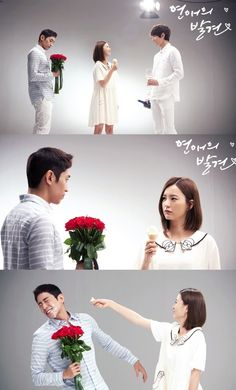 Eric mun and jung yumi dating