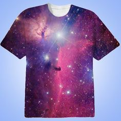 Sonder Sky : Purple Galaxy T-Shirt :) ...