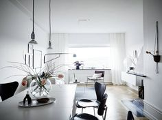 II Grey Deco styling for Stadshem II